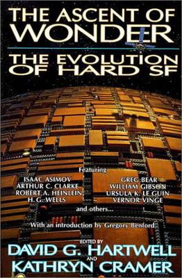 The Ascent of Wonder: The Evolution of Hard SF   USA, Tor / SFBC 1994   Cover: Russo, Carol