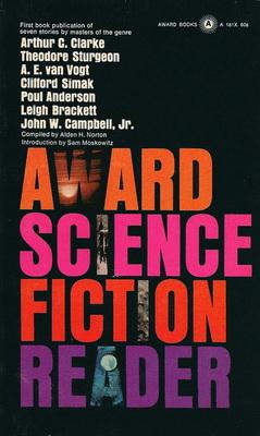 Award Science Fiction Reader | USA, Award Books 1966