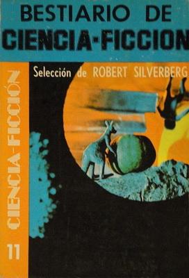 Bestiario de ciencia ficción | Argentina, Emecé 1975 | Cover: Muleiro, Carlos