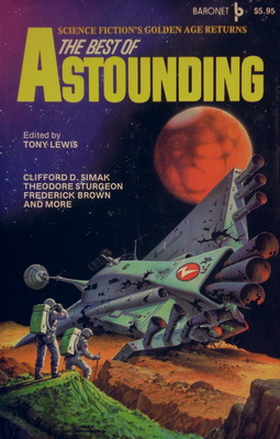 The Best of Astounding | USA, Baronet 1978
