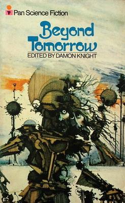 Beyond Tomorrow | UK, Pan Books 1973