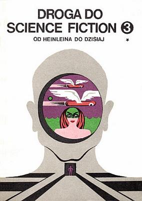 Droga do science fiction 3: Od Heinleina do dzisiaj, Tom 1 | Poland, Alfa 1987 | Cover: Kobak, Tadeusz