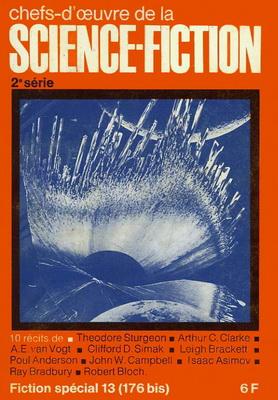 Chefs-d`œuvre de la science-fiction (2ème série) | France, Opta 1968