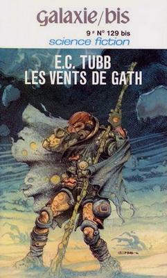 Les Vents de Gath | France, Opta 1975 | Cover: Bilal, Enki
