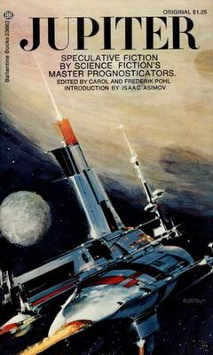 Jupiter | USA, Ballantine 1973 | Cover: Berkey, John