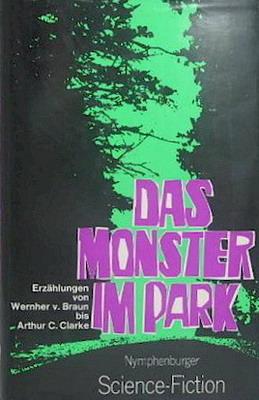 Das Monster im Park   Germany, Nymphenburger 1970