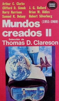 Mundos creados II (1951-1969) | Argentinien, Lidiun 1979 | Titelbild: Filomia, Carlos / Tadey, Óscar