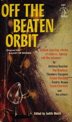 Off the Beaten Orbit   USA, Pyramid Books 1959   Titelbild: Powers, Richard