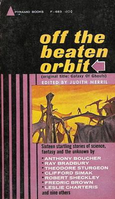 Off the Beaten Orbit | USA, Pyramid Books 1961 | Cover: Schoenherr, John