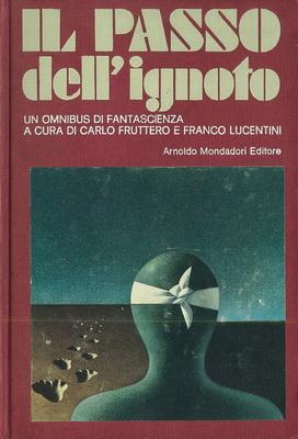 Il passo dell`ignoto | Italy, Mondadori 1972 | Cover: Thole, Karel