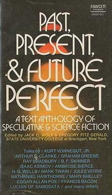 Past, Present and Future Perfect | USA, Fawcett Premier 1973