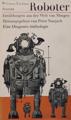 Roboter | Schweiz, Diogenes 1962 | Titelbild: Neu, P.