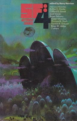 SF: Author`s Choice 4 | USA, Putnam 1974 | Cover: Lehr, Paul