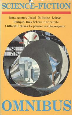 Science-fiction omnibus | Niederlande, Bruna 1981 | Titelbild: Thole, Karel / Studio Bruna