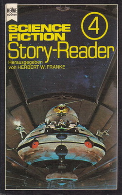Science Fiction Story Reader 4   Germany, Heyne 1975   Cover: Dell