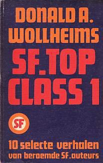 SF-Top Class 1 | Belgien, D.A.P. Reinaert 1979 | Titelbild: Lambrecht, Misj