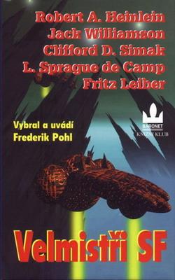Velmistři SF   Czech Republic, Baronet 2001   Cover: Sani, Valentino