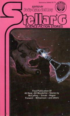 Stellar #6 | Canada, Del Rey / Ballantine 1981 | Cover: Lomberg, Jon
