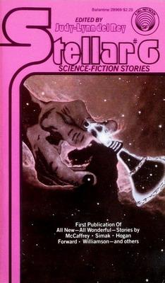 Stellar #6 | USA, Del Rey / Ballantine 1981 | Titelbild: Lomberg, Jon