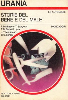 Storie del bene e del male   Italy, Mondadori 1967   Cover: Thole, Karel