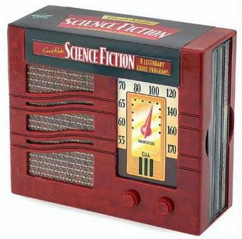 Great Radio Science Fiction: 8 Legendary Radio Programs | USA, Radio Spirits 2004
