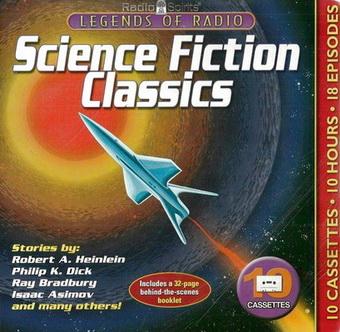Science Fiction Classics | USA, Radio Spirits 2004