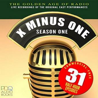 X Minus One: Season one | USA, PDQ Audiobooks 2014