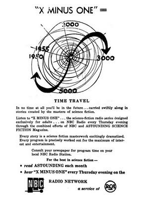 X Minus One: Courtesy   USA, NBC 1955