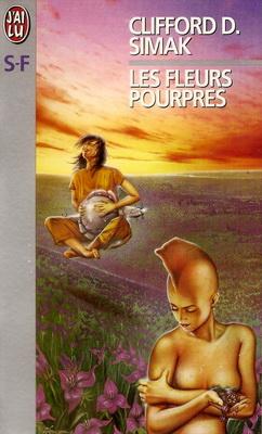 Les Fleurs pourpres   France, J`ai Lu 1996   Cover: Francescano, Gilles