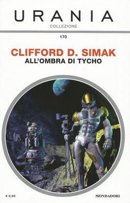 All`ombra di Tycho | Italien, Mondadori 2017 | Titelbild: Brambilla, Franco