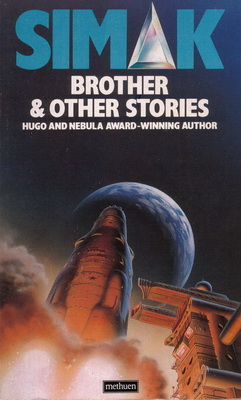 Brother & other Stories | Großbritannien, Methuen 1988 | Titelbild: Moore, Chris