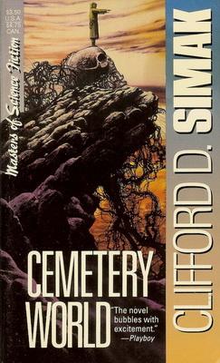 Cemetery World | USA, Carroll & Graf 1993 | Titelbild: Roberts, Tony