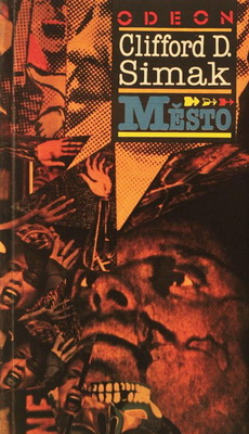 Město | Czechoslovakia, Odeon 1992 | Cover: Ziegler, Zdeněk