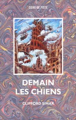 Demain les chiens | France, Alsatia 1991 | Cover: Gabor