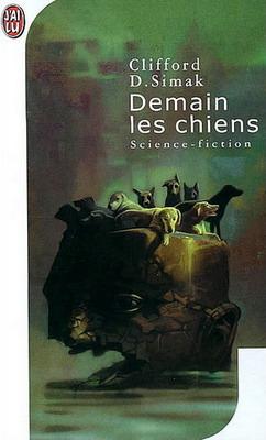 Demain les chiens | France, J`ai Lu 2002 | Cover: Volckman, Christian