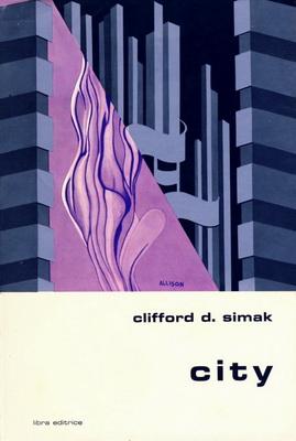 City | Italy, Libra Editrice 1970 | Cover: Allison