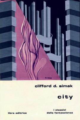 City | Italien, Libra Editrice 1976 | Titelbild: Allison