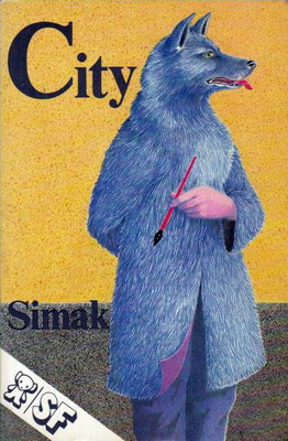 City | Netherlands, Bruna 1976 | Cover: Crezée, Marion