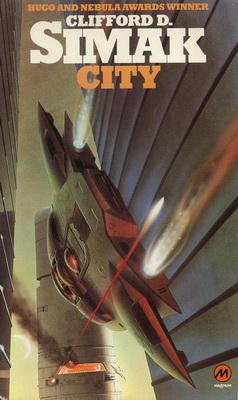 City   UK, Magnum 1982   Cover: Chris Moore