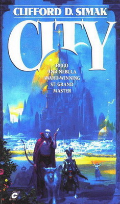 City | USA, Collier Nucleus / Macmillan 1992 | Cover: Lehr, Paul