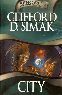 City   USA, Science Fiction Book Club 2003   Cover: Giancola, Doanato