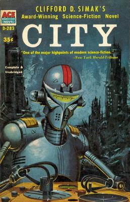 City | USA, Ace 1958 | Cover: Valigursky, Ed