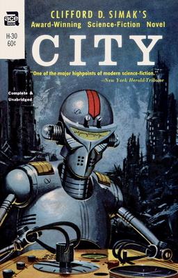 City | USA, Ace 1967 | Cover: Valigursky, Ed