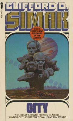 City | USA, Ace 1976 | Cover: Whelan, Michael