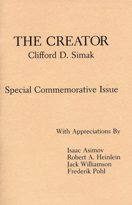 The Creator   USA, Locus Press 1981