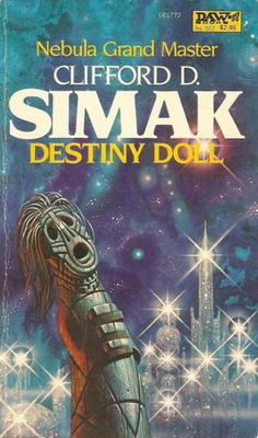 Destiny Doll | Canada, DAW Books 1982 | Cover: Freas, Frank Kelly