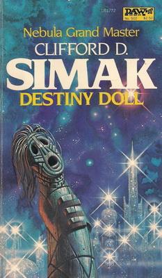 Destiny Doll | USA, DAW Books 1982 | Cover: Freas, Frank Kelly