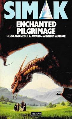Enchanted Pilgrimage   UK, Methuen 1985   Cover: Elson, Peter