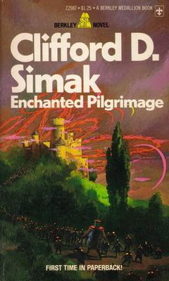 Enchanted Pilgrimage | USA, Berkley Medallion 1975 | Cover: Lehr, Paul