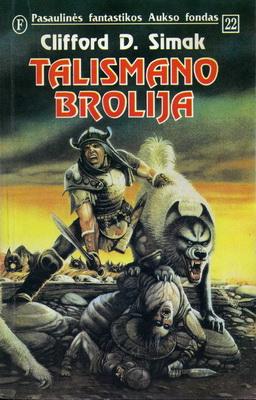 Talismano brolija | Lithuania, Eridanas 1994 | Cover: Achileos, Chriss